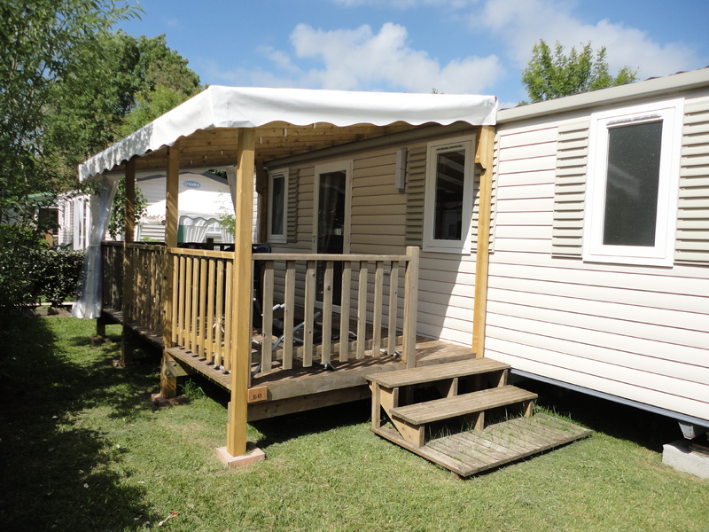 MOBILHOME 4 personnes - Grand Confort