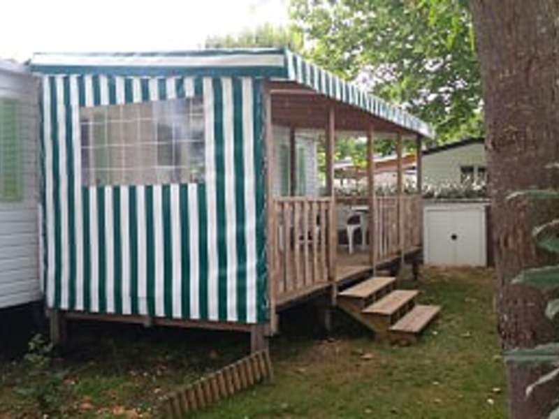 MOBILHOME 6 personnes - Supérieur - 3 chambres (Fred location) -  Haute saison 1 semaine = 1 Fun Pass offert // 2 semaines = 2 Fun Pass offerts