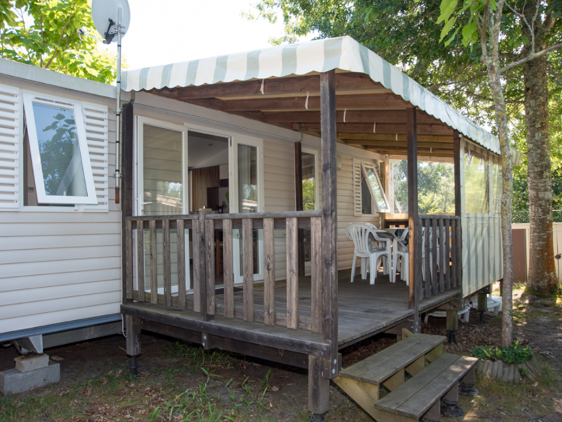 MOBILHOME 8 personnes -