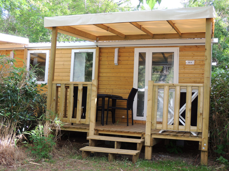 MOBILHOME 2 personnes - Eco-Cabines
