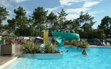 Camping Le California - Saint jean de monts
