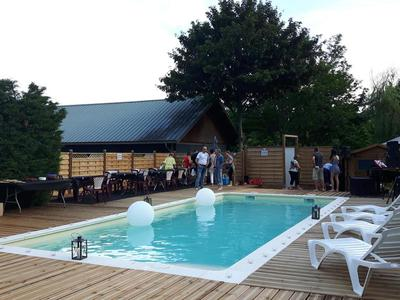Camping Le New Rabioux