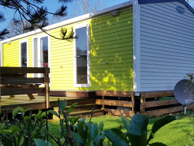 MOBILHOME 6 personnes - Gold