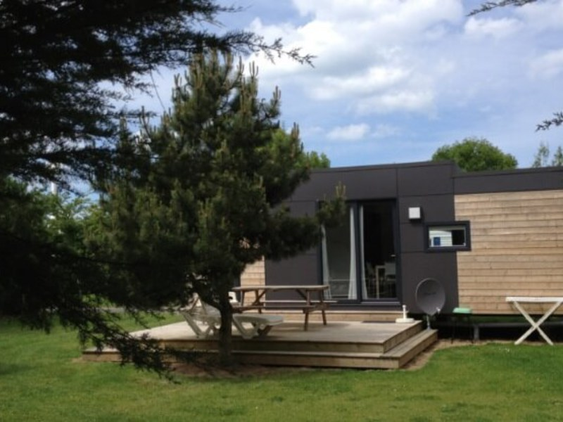 MOBILHOME 7 personnes - Luxe