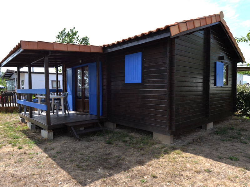 CHALET 4 personnes - Chalet 2 chambres 4 pers.