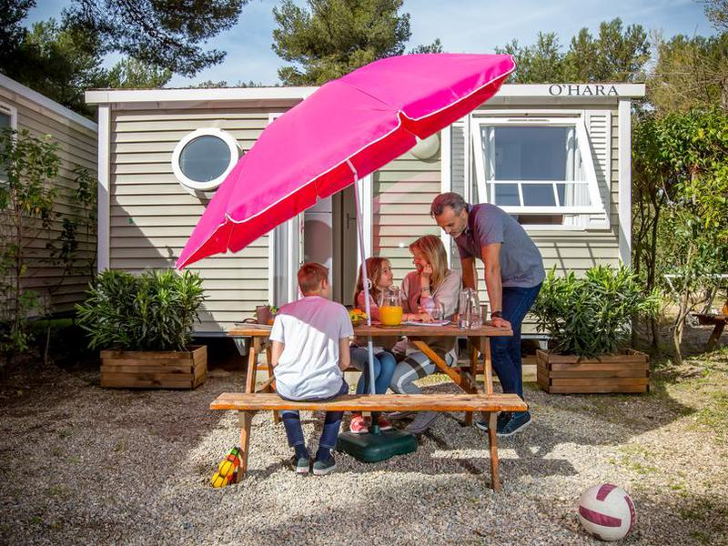 MOBILHOME 2 personnes - OPHEA 504 D7
