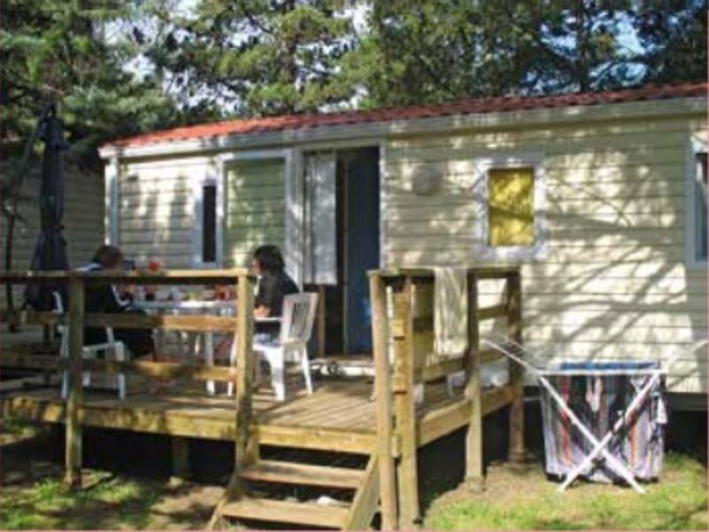 MOBILHOME 5 personnes -
