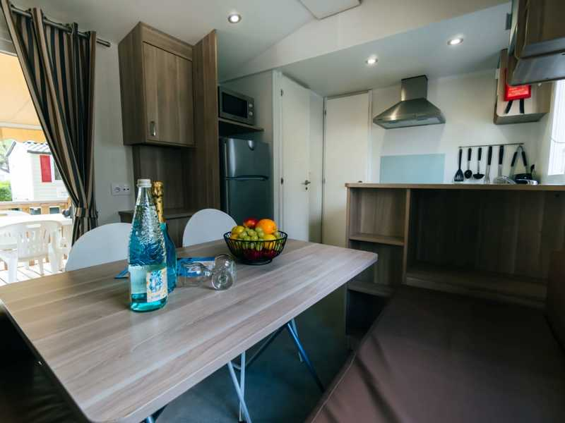 MOBILHOME 6 personnes - Ruby, 2 chambres (Lifestyles Holidays)
