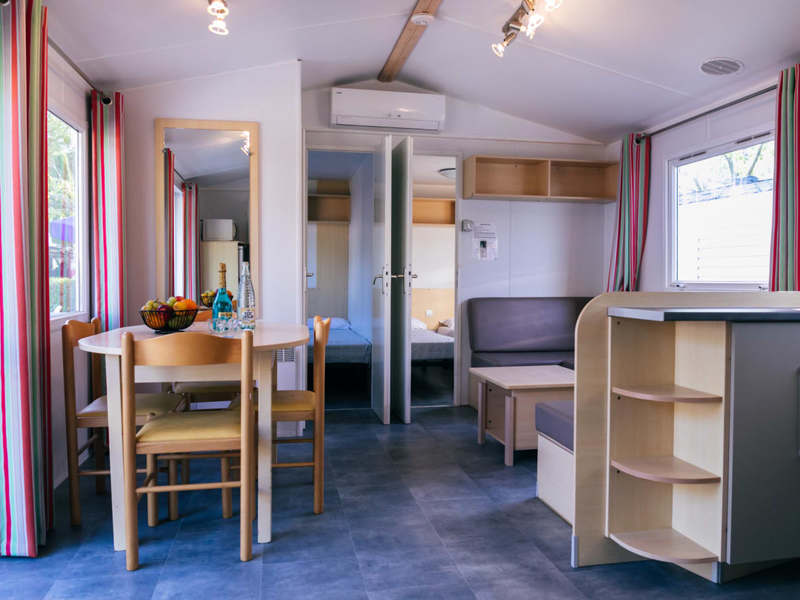 MOBILHOME 8 personnes - Emeraude, 3 chambres