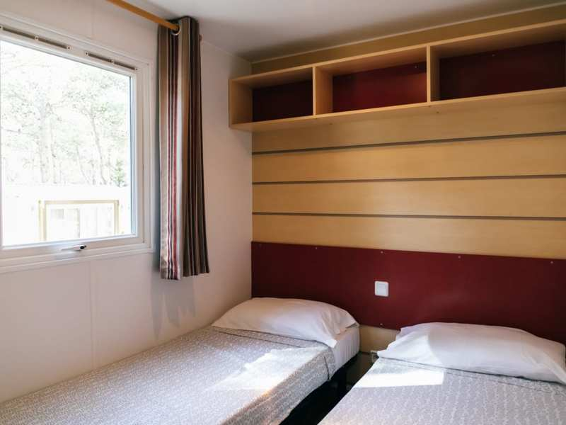 MOBILHOME 8 personnes - Ruby, 3 chambres