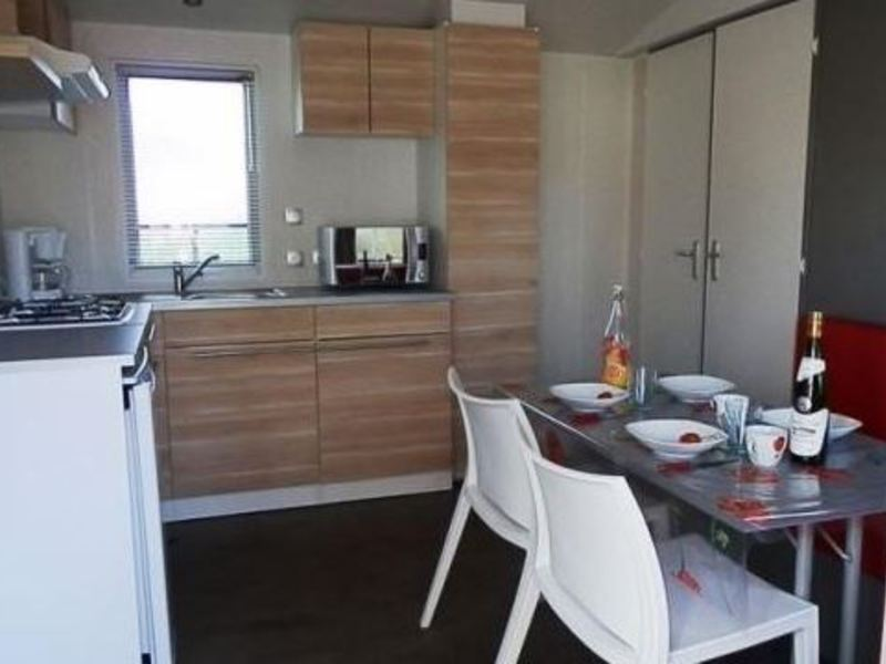 MOBILHOME 4 personnes - Loisirs Confort