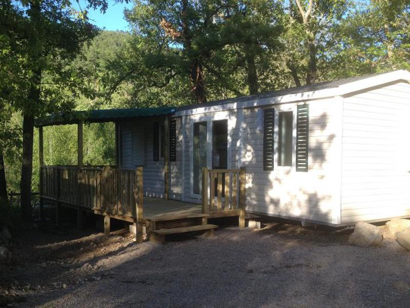 MOBILHOME 6 personnes - Cerf