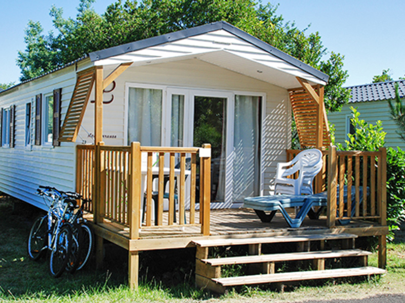 MOBILHOME 4 personnes - Classic, 2 chambres (H4P2)