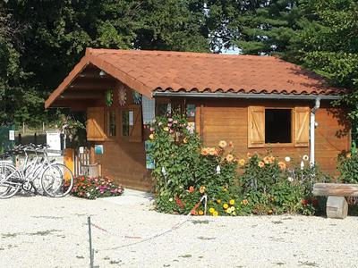 Camping Paradis des Dombes