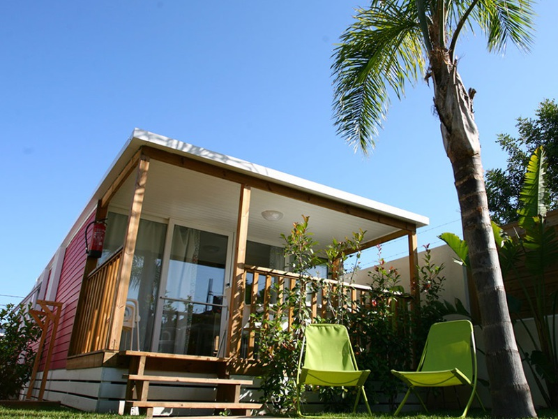 BUNGALOW 5 personnes - Standard (Mobilhome Sunset)