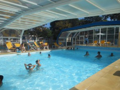 Camping Hotellerie Ostrea Vacances