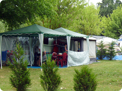 Camping Le Casties