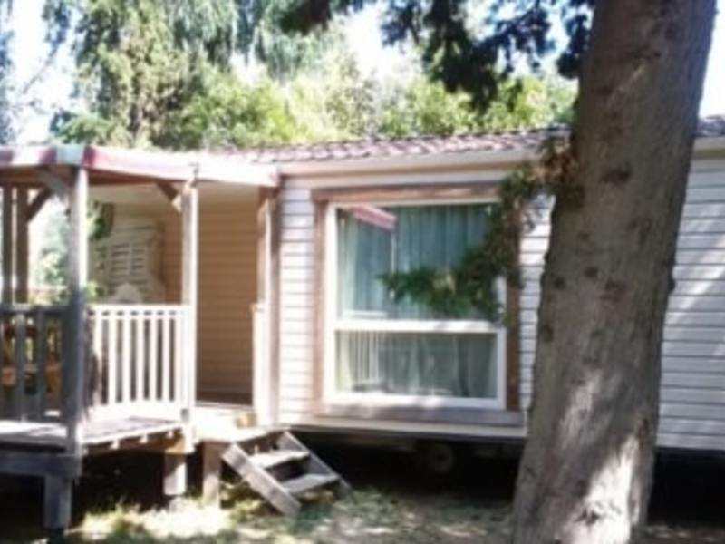 MOBILHOME 5 personnes - Cottage Confort Clim. 4/5 pers (5CCC)