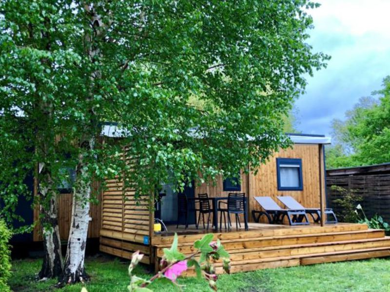 MOBILHOME 4 personnes - Standing - 2 chambres