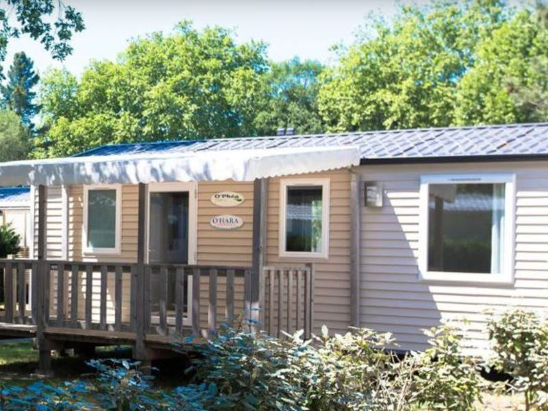 MOBILHOME 6 personnes - Confort - 3 chambres