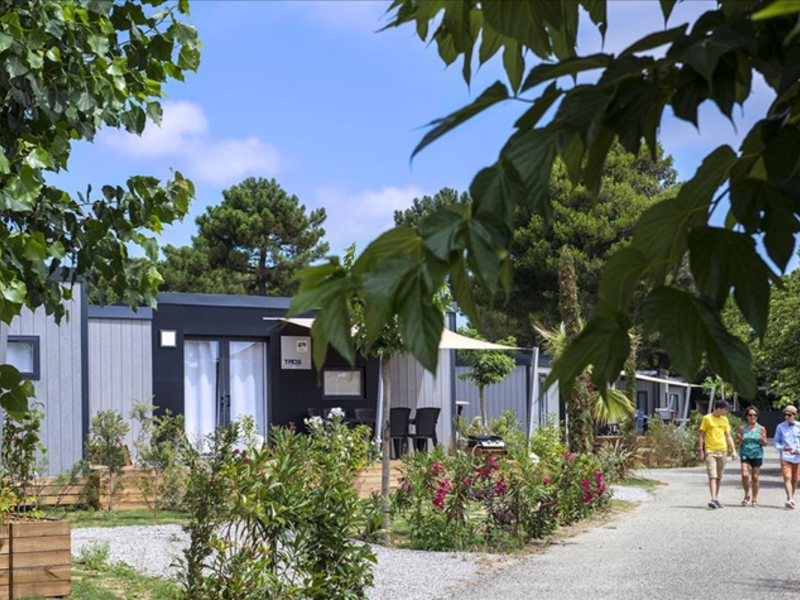 MOBILHOME 4 personnes - Cottage VIP 2 chambres