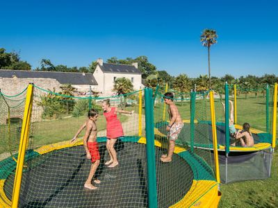 Camping Domaine de l'Orangerie de Lanniron  - Camping French Time - Camping Finistere - Image N°10