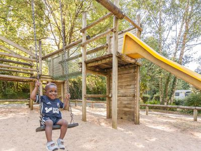 Camping Domaine de l'Orangerie de Lanniron  - Camping French Time - Camping Finistere - Image N°11