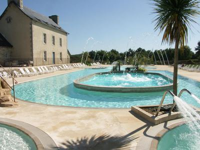 Camping Domaine de l'Orangerie de Lanniron  - Camping French Time - Camping Finistere - Image N°2