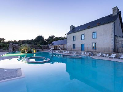 Camping Domaine de l'Orangerie de Lanniron  - Camping French Time - Camping Finistere - Image N°5