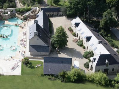 Camping Domaine de l'Orangerie de Lanniron  - Camping French Time - Camping Finistere - Image N°6