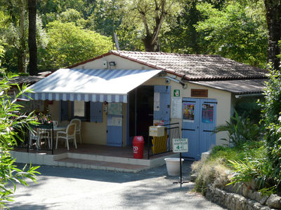 Camping  Au Vallon Rouge - Camping Alpes-Maritimes - Image N°11