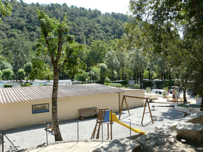 Camping  Au Vallon Rouge - Camping Alpes-Maritimes - Image N°8