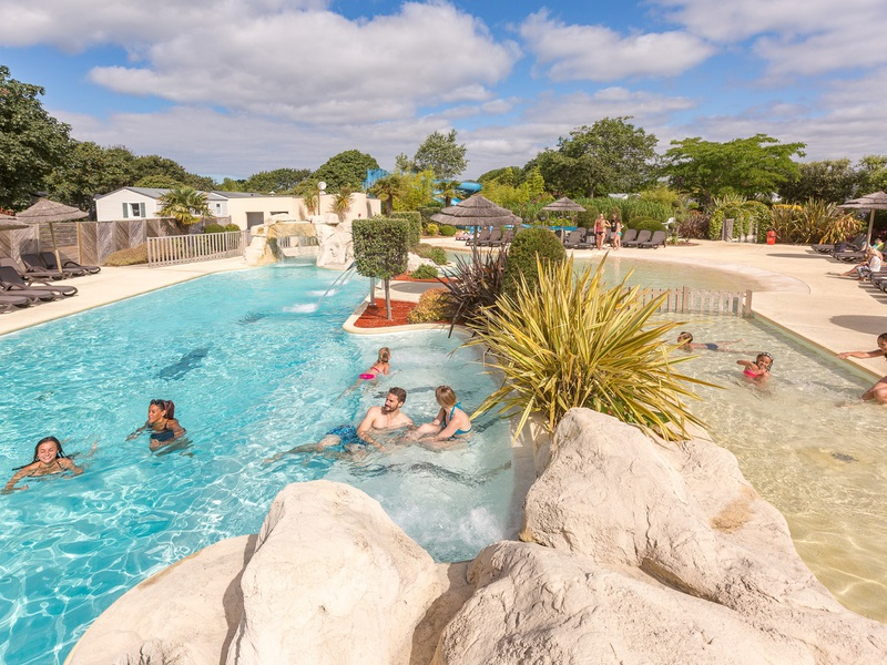 Camping L'Ocean Breton  - Camping Finistere