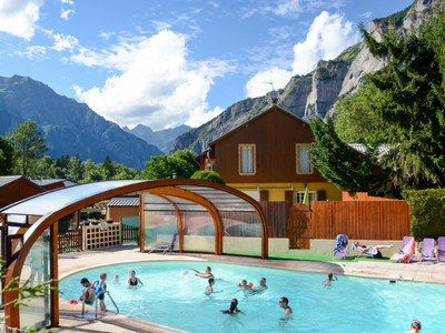 Camping A La Rencontre du Soleil - Camping French Time - Camping Isere