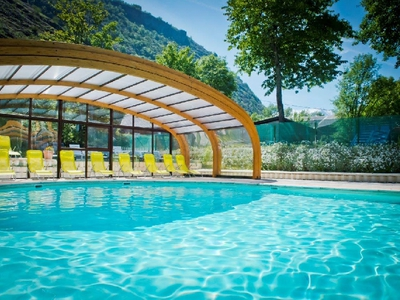 Camping A La Rencontre du Soleil - Camping French Time - Camping Isere - Image N°3