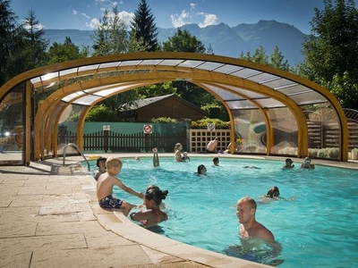 Camping A La Rencontre du Soleil - Camping French Time - Camping Isere - Image N°4