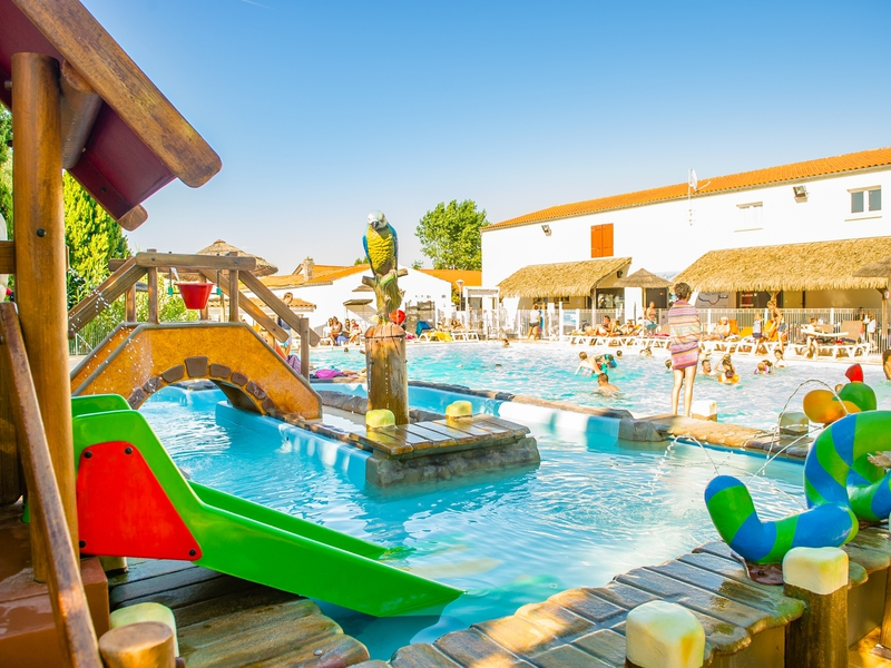 Camping Airotel Oléron  - Camping Charente-Maritime