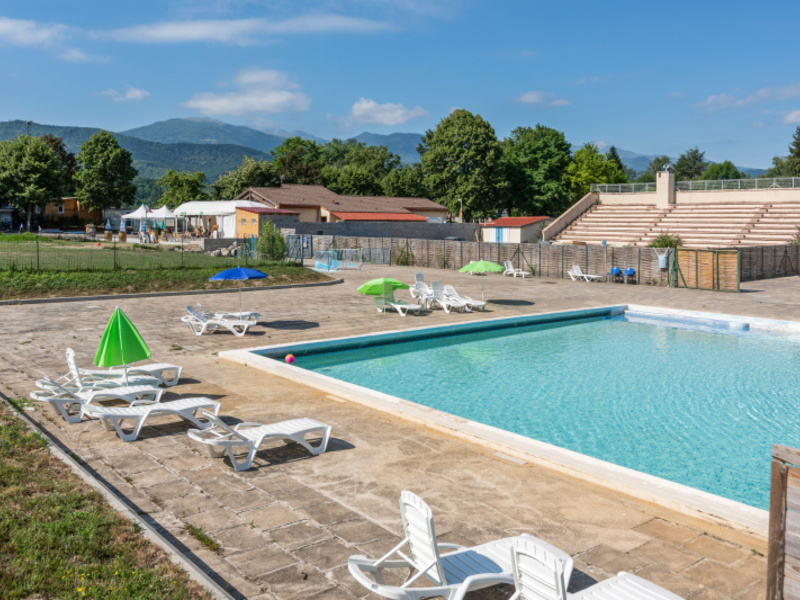 Camping Le Pré Cathare - Camping Ariege