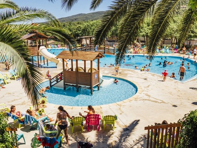 Camping Le Bois Fleuri - Camping Pyrenees-Orientales