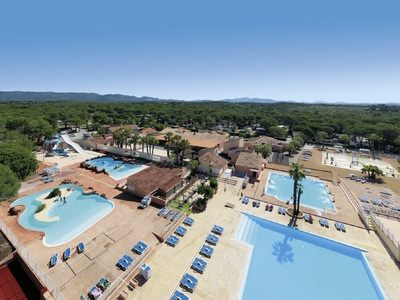 Camping Parc Saint James Oasis Village - Camping Var