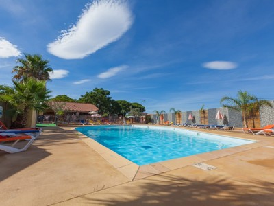 Camping Cap Sud  - Camping Pyrenees-Orientales
