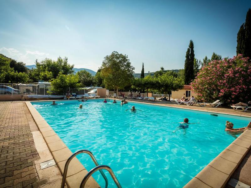 Camping Aloha Club - Camping Pyrenees-Orientales