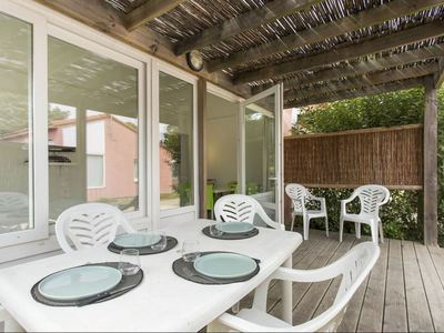 Village Vacances Les Abricotiers - Camping Pyrenees-Orientales - Image N°10