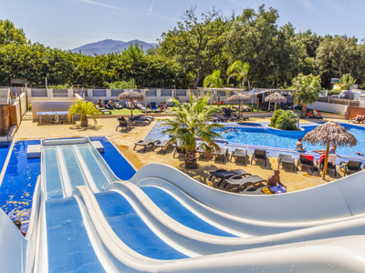 Le Pearl - Camping Paradis - Camping Pyrenees-Orientales