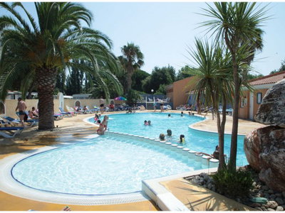 Camping Les Jardins Catalans - Camping Pyrenees-Orientales