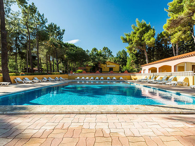 Camping Domaine des Mimosas - Camping Pyrenees-Orientales