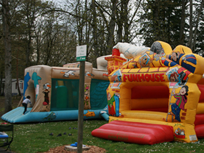 Camping Les Chambons - Camping Indre - Image N°3