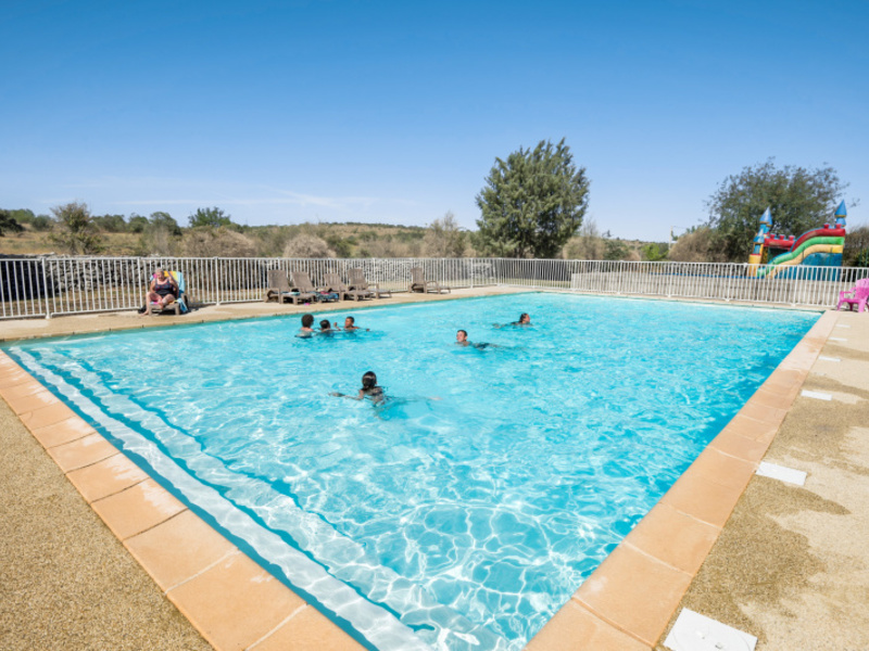 Camping Beaume Giraud - Camping Ardeche