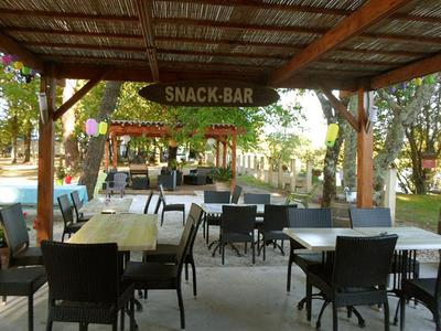 Camping le Chene du lac  - Camping Gironde - Image N°5