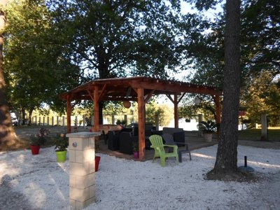 Camping le Chene du lac  - Camping Gironde - Image N°6